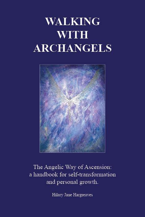 Walking with Archangels - front cover